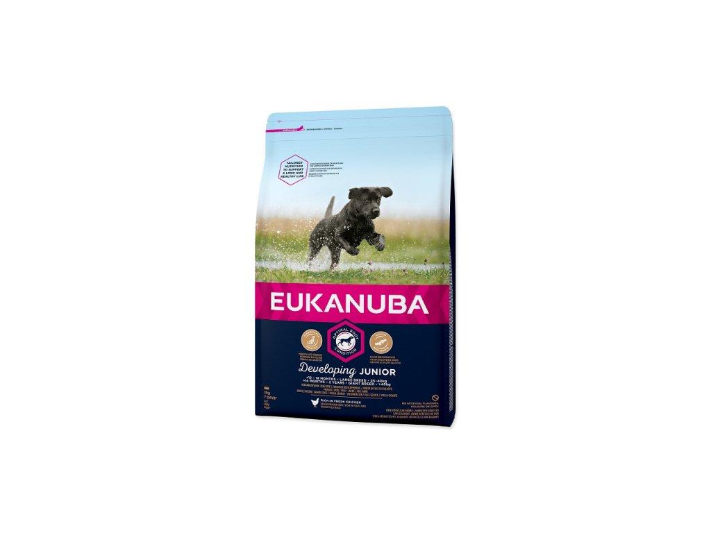 EUKANUBA Junior Large 3kg