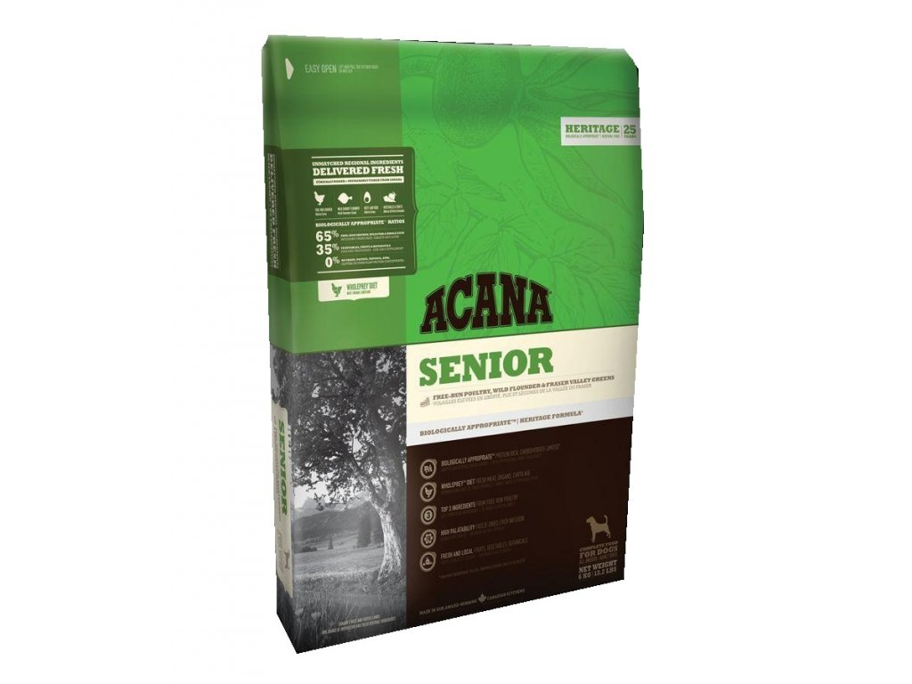 Acana Senior 11,4kg Heritage
