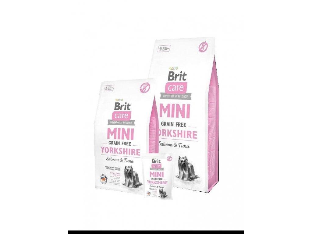 Brit Care Mini Grain Free Yorkshire 400g
