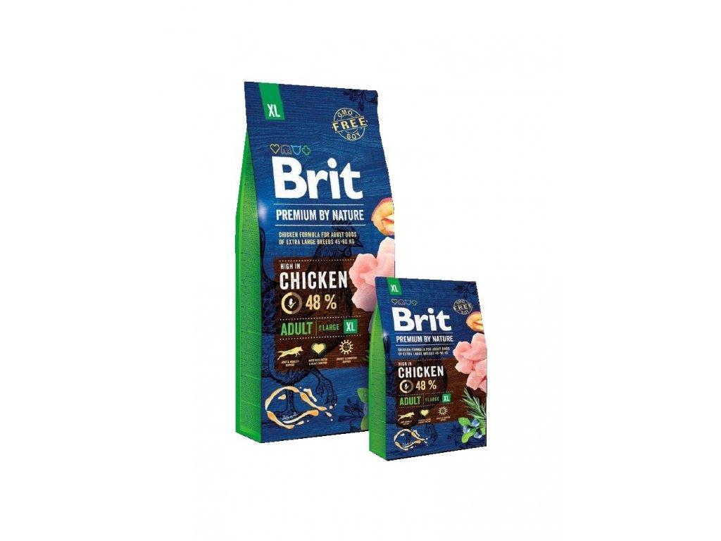 Brit Premium by Nature Adult XL 3kg