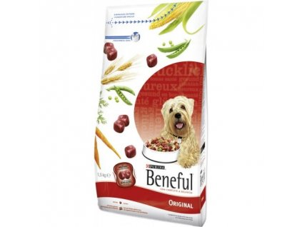 granule pro psy Beneful Original  1,5 kg