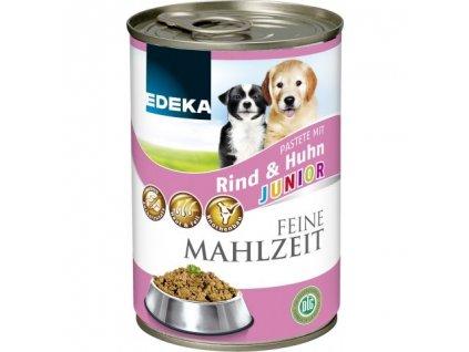 konzerva pro psy EDEKA Feine Mahlzeit Junior 400g