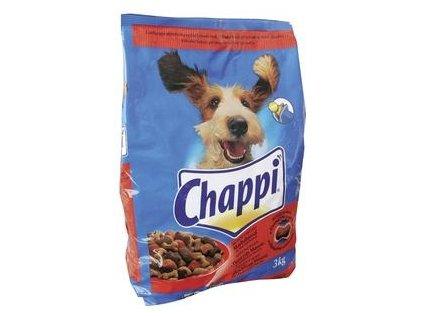 Chappi hovězí & drůbežím 3kg
