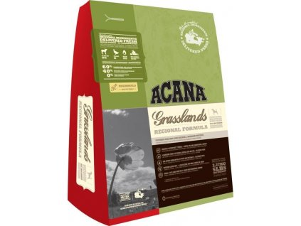 Acana Grasslands Dog 11,4kg Regionals