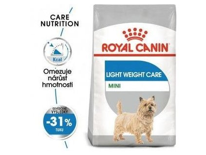 Royal Canin Mini Light WCare 8kg