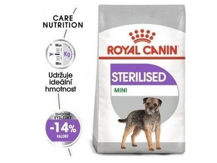 Royal Canin Mini Sterilised Adult 8kg