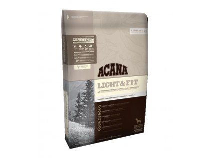 Acana Light & Fit 11,4kg Heritage