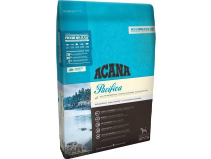 Acana Pacifica Dog 11,4kg Regionals