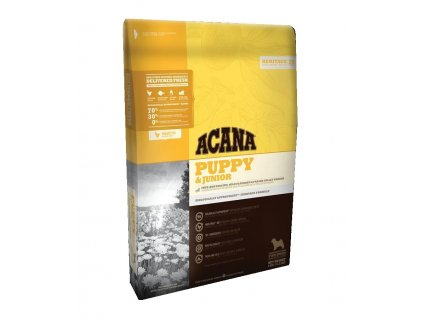 Acana Puppy & Junior Heritage 17kg