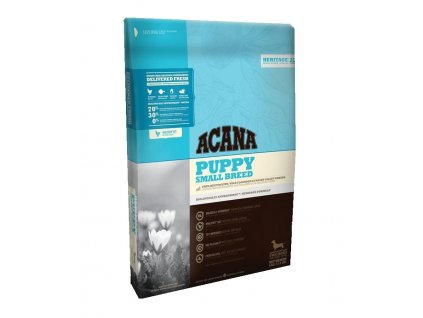 Acana Puppy Small Breed Heritage 2kg