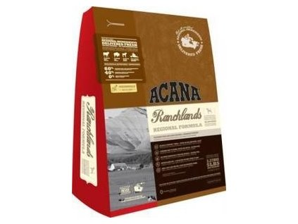 Acana Ranchlands Dog 11,4kg Regionals