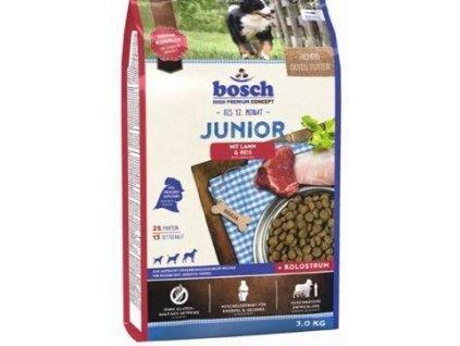 Bosch HPC Junior Lamb Rice 3kg