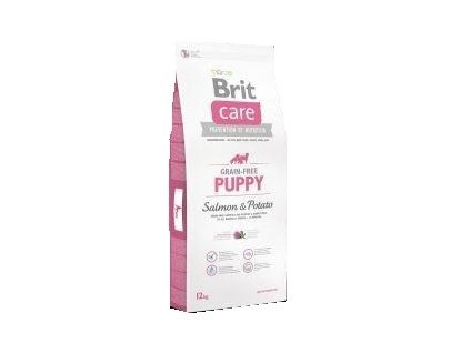 Brit Care Grain Free Puppy Salmon & Potato 3kg