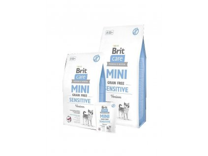 Brit Care Mini Grain Free Sensitive 400g