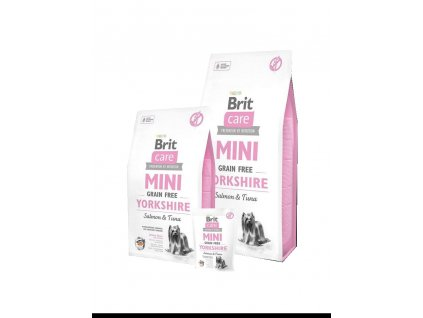 Brit Care Mini Grain Free Yorkshire 400g