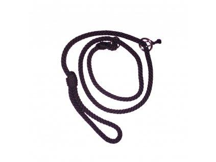 Stahovací vodítko černé