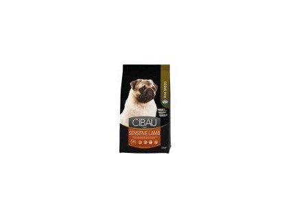 Cibau dog Adult Mini Sensitive Lamb - Rice 800g