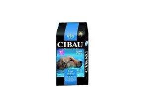 Cibau dog Adult Sensitive ryba+rýže 12kg +2kg gratis