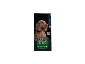 Cibau dog Puppy Maxi 12kg +2kg gratis