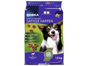 granule pro psy EDEKA Komplett-Mahlzeit 1,5 kg
