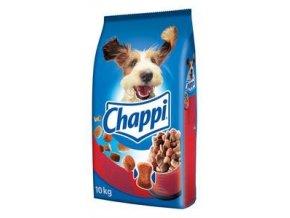 Chappi hovězí & drůbežím 13,5kg