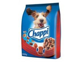 Chappi hovězí & drůbežím 500g