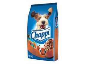 Chappi 3 druhy masa 13,5kg