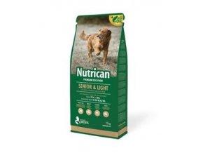 NutriCan Senior&Light 15kg