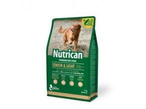 NutriCan Senior&Light 3kg