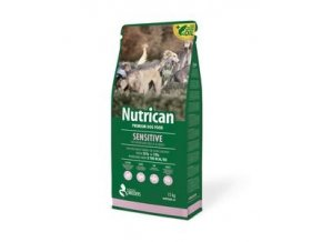 NutriCan with Sensitive 3kg