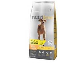 Nutrilove pes Active 12kg