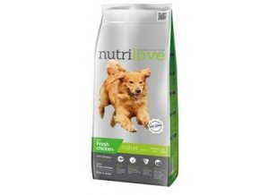 Nutrilove pes Adult Mature 7+ 3kg