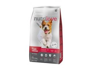 Nutrilove pes Adult Small 1,6kg