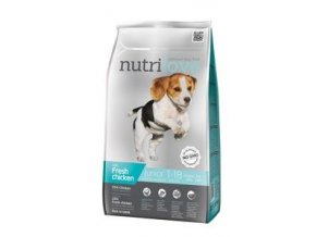 Nutrilove pes Junior Small&Medium 1,6kg