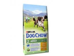 Purina Dog Chow Adult kuře 14kg
