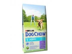 Purina Dog Chow Puppy jehně 14kg