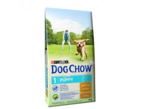 Purina Dog Chow Puppy kuře 14kg