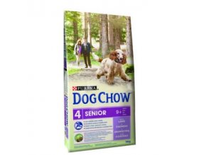 Purina Dog Chow Senior jehně 14kg