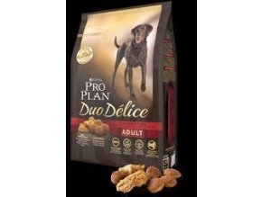 Pro Plan Dog Adult Duo Délice Beef 2,5kg
