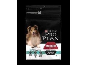 Pro Plan Dog Adult Medium Sensitive Digestion 3kg