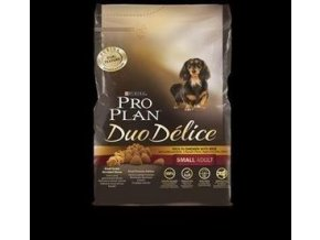 Pro Plan Dog Adult Small Duo Délice Beef 700g