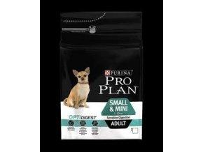 Pro Plan Dog Adult Small & Mini Sensitive Digestion s Optidigest 700g
