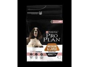 Pro Plan dog Adult 7+ Medium & Large Sensitive Skin 14kg