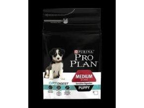 Pro Plan Dog Puppy Medium Sensitive Digestion s Optidigest 3kg
