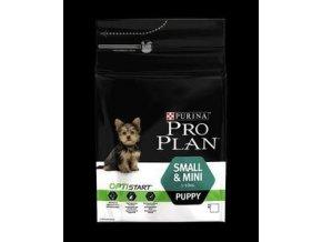 Pro Plan Dog Puppy Small & Mini s Optistart 7kg + 3kg zdarma