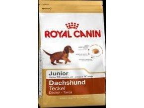 Royal Canin Dachshund jezevčík Junior 1,5kg