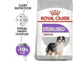 Royal Canin Medium Sterilised Adult 10kg