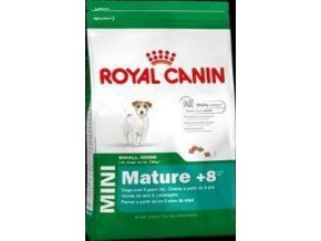 Royal Canin Mini Adult +8 8kg