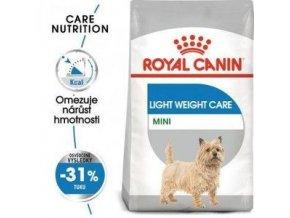 Royal Canin Mini Light WCare 8kg