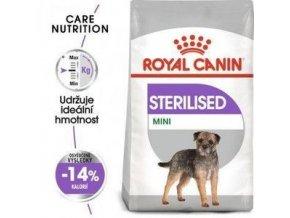 Royal Canin Mini Sterilised Adult 1kg